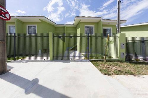 Casa Residencial À Venda, Ronda, Ponta Grossa. - Ca0024