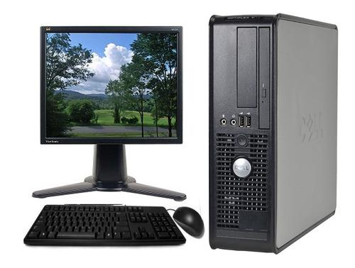 Imagen 1 de 6 de Computadora Barata Hp 4gb Ddr3 500hdd Lcd19