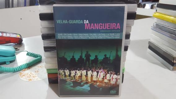 Dvd Velha Guarda Da Mangueira- Convidados Especiais