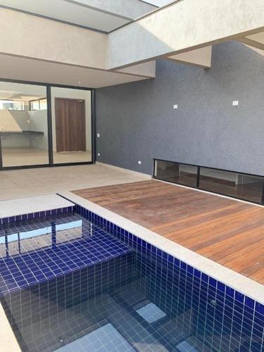 Casa Com 3 Suítes À Venda, 236 M² Por R$ 1.450.000 - Alphaville Nova Esplanada Iii - Votorantim/sp, Próximo Ao Shopping Iguatemi. - Ca0050 - 67640156