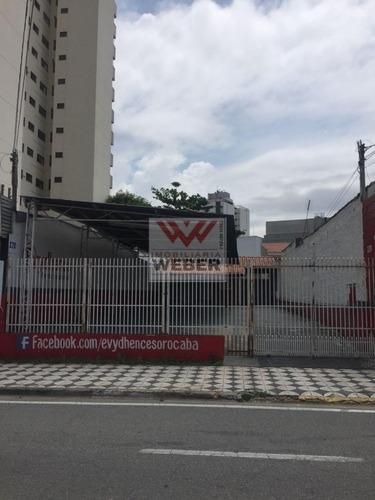 Imagem 1 de 5 de Ponto Comercial C/ 471 Para Locação 5.500,00 Centro, Sorocaba - 326