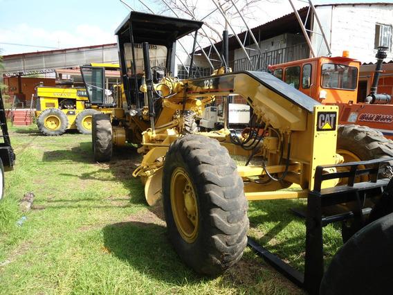 Motoconformadora Caterpillar 12g Con Escarificador