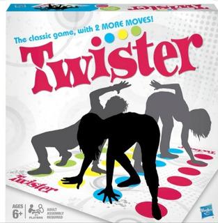 Hasbro Twister Juego De Mesa Original Con Envio Gratis