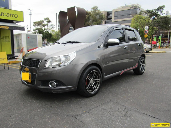 Chevrolet Aveo Emotion Gt At 1600