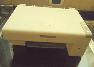 Impresora Lexmark X 2470, Multifunción, Funciona. Usada