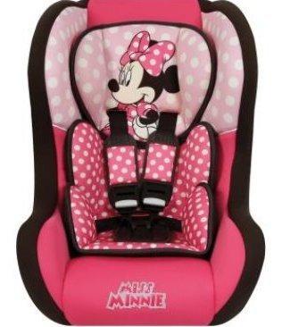Cadeira De Seguranca Para Carro Trio Sp Comfort Minnie 0 A