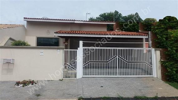 Casa Para Venda Em Atibaia, Jardim Paulista, 4 Dormitórios, 2 Suítes, 4 Banheiros, 2 Vagas - Ca0246