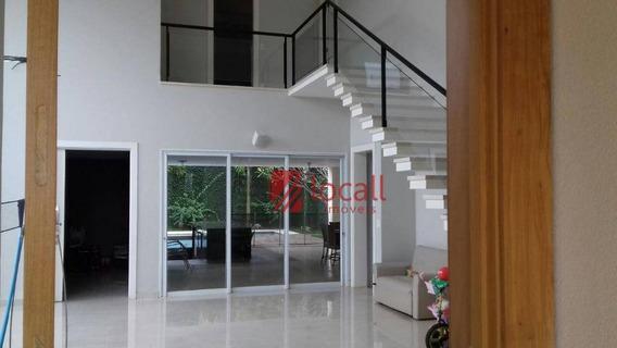 Casa Residencial À Venda, Parque Residencial Damha Iv, São José Do Rio Preto. - Ca1614
