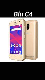 Blu C4 8 Gb Interna Dualsim 512 Ram 5 Mp Camara Android 8.1