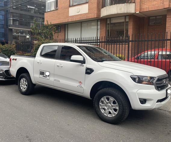 Ford Ranger Xlt 2020 3.2 Diesel Placa Blanca Pública