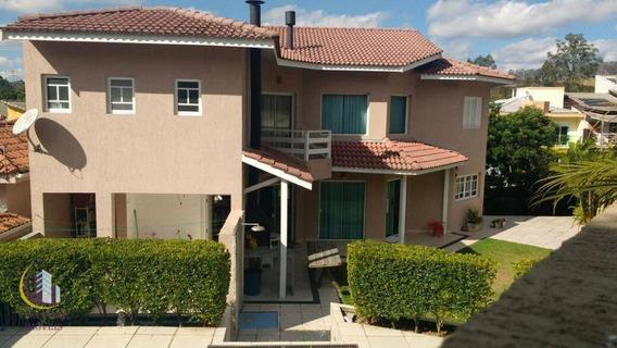 Sobrado Residencial À Venda, Parque Nova Jandira, Jandira. - So0151