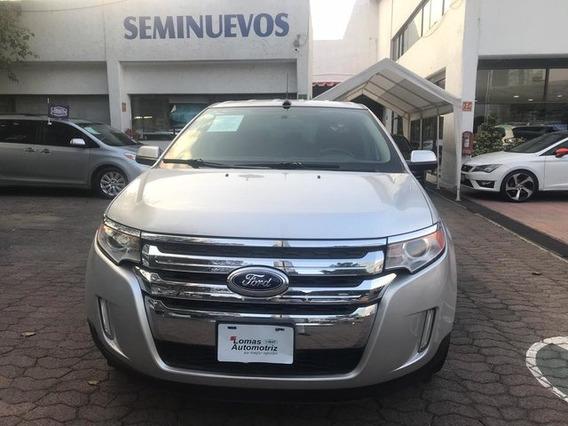 Ford Edge Sel 2013 Seminuevos
