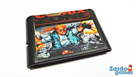 Comix Zone - Mega Drive - Funcionando
