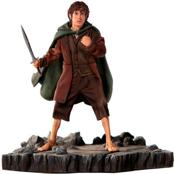 Frodo Baggins - 1/10 - The Lord Of The Rings - Iron Studios