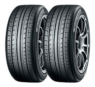 Kit X2 Neumáticos Yokohama 195 65 R14 89h Bluearth Es32