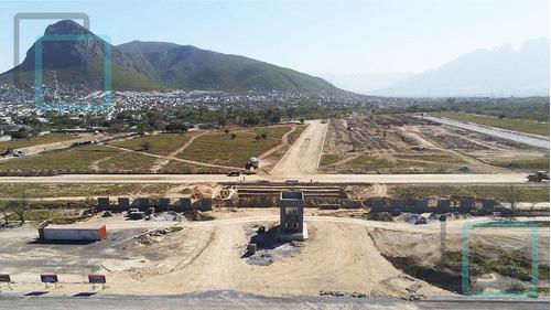 Imagen 1 de 8 de Terreno Industrial En Venta Libramiento Saltillo Zona General Escobedo
