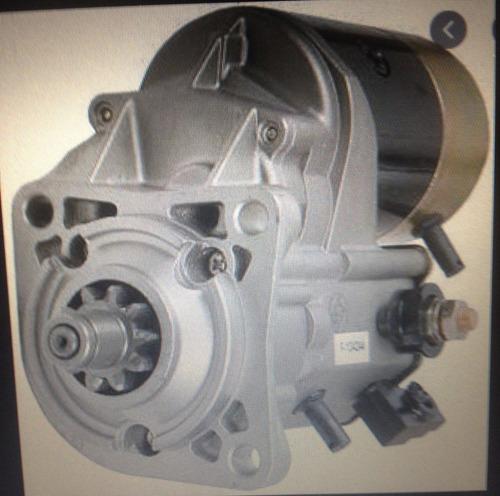 Imagen 1 de 4 de Motor De Arranque Motor Cat 3054 Retroexcavadora 416 420 430