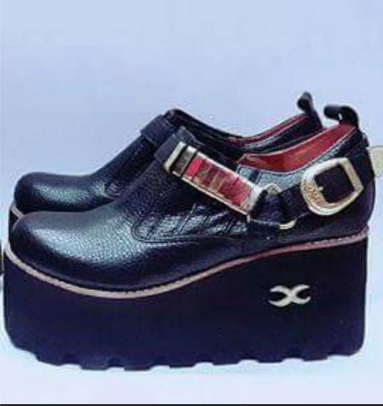 Vendo Zapato De Micaela Nuevo Color Negro