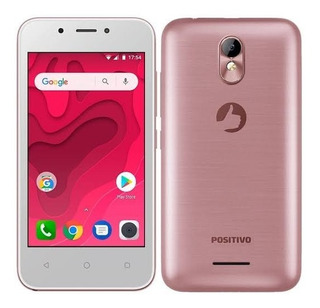 Smartphone Positivo Twist Mini 8gb 3g Rosa