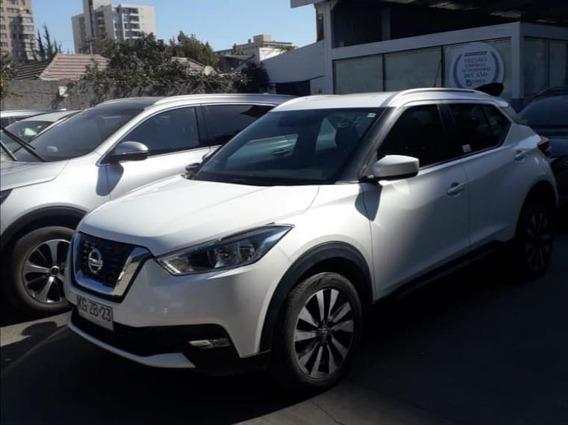 Nissan Kicks . 2018
