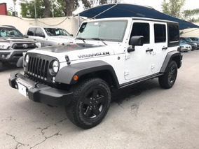 Jeep Wrangler Unlimited Black Bear Impecable, Reestrene