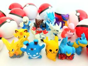 Pokemon Na Pokebola 50 Unid Kit Festa E Lembrancinha