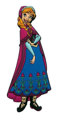 Anna Ima Decorativo Frozen Em Pvc - Bonellihq F19