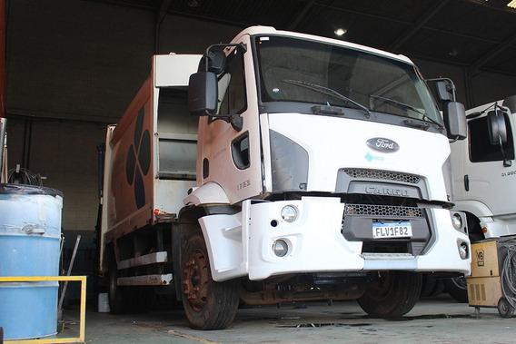 Cargo 1723 4x2 2013 Caçamba Lixo Megalix = 1721 1722 1717