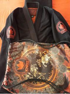 Kimono Kingz Black Knight Importado