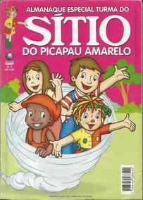 Gibi - Almanaque Especial Sitio Do Picapau Amarelo - N 02