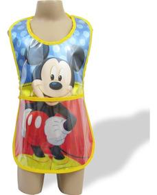 Avental Escolar De Pintura Infantil Mickey Mouse