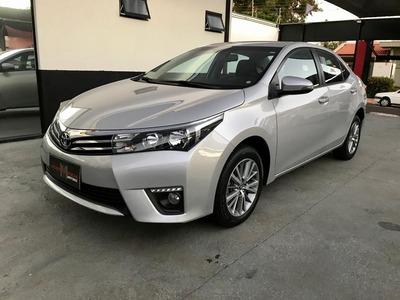 Toyota Corolla 2.0 Xei Multi-drive S (flex) 2016/2017