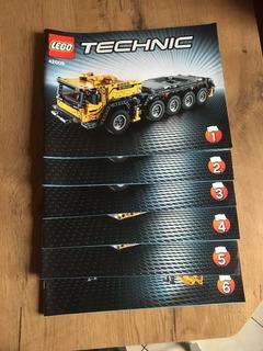 Lego Technics Grua 42009
