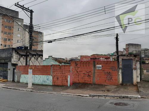 Terreno À Venda, 700 M² Por R$ 1.908.000 - Limão - São Paulo/sp - Te0036