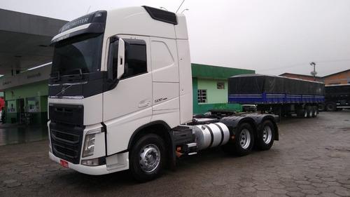 Volvo Fh 500 6x4 2016 Ñ Fh 440 Fh 540 Fh 520