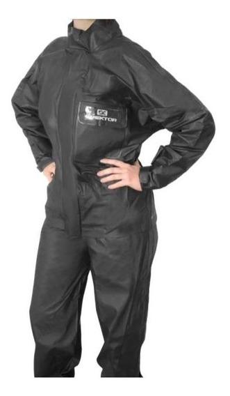 Traje De Lluvia Moto Mujer Campera Pantalon Spektor