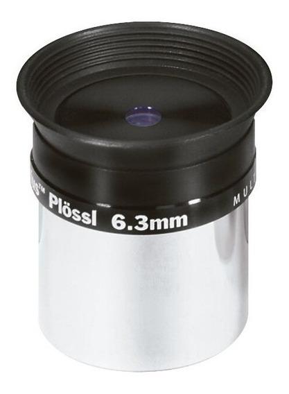 Lente Ocular Telescópio Super Plossl 6.3mm Skywatcher