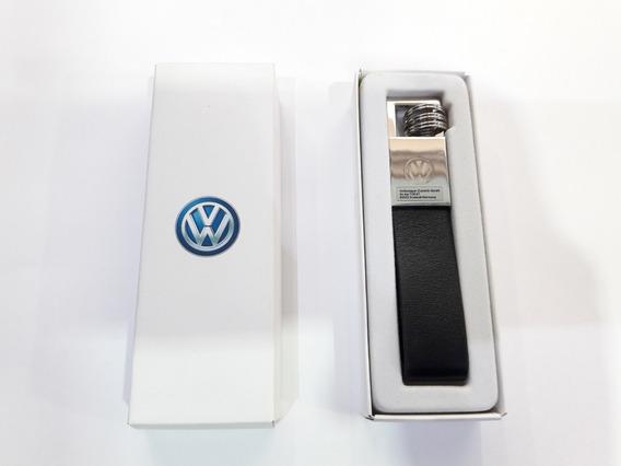 Llavero De Cuero Volkswagen