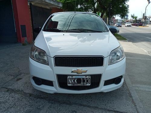 Chevrolet Aveo G3 1.6 Ls  Gnc 2013 Permuto