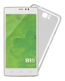 Smartphone 81s Branco Câmera 13 Mp + 8mp Quad Core 2g Mirage