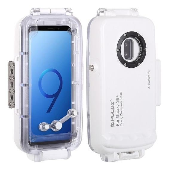 Puluz 40m / Puluz Impermeável De Mergulho Caso Smartphone Pr