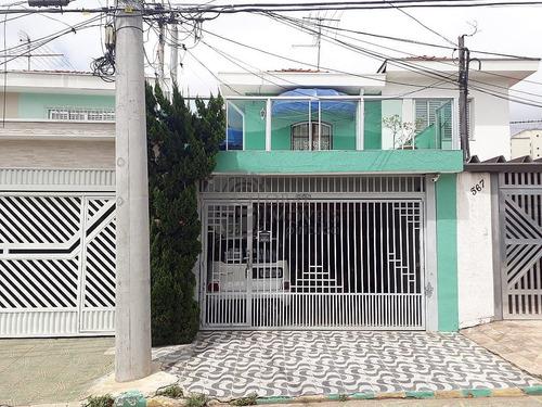 Venda Casa São Paulo Vila Jaguara - C102