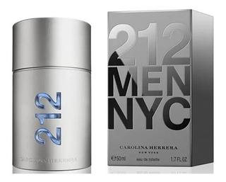 Envase Vacio Perfume Carolina Herrera 212 1.70 Original