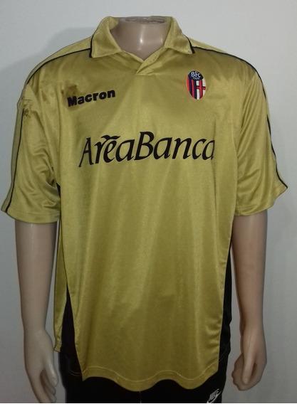 Camiseta Bologna Julio Cruz #9 Original Macron Futbol