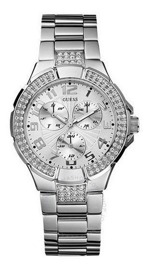 Relógio Feminino Water Pro G12557l Aço Inoxidável