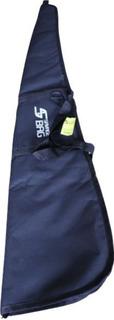 Capa / Case Carabina/ Espingarda Savage Bag Estofada 128cm