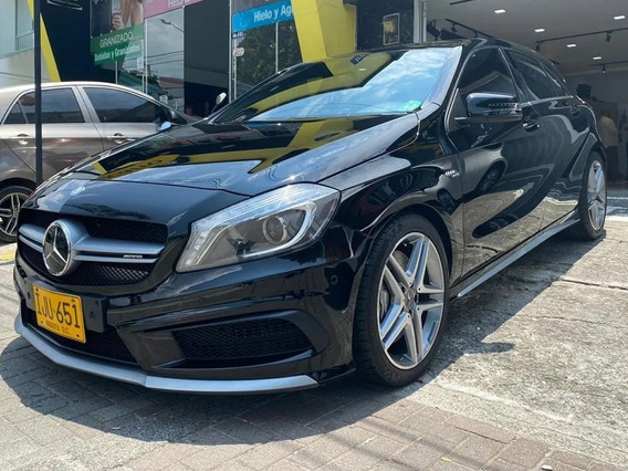 Mercedes Benz A 45 Amg 367 Hp - A45 4 Matics