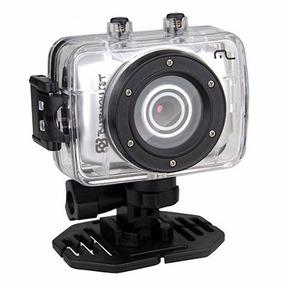 Camera Sportcam Multilaser Burnquist Hd Dc180 A Prova D´agua