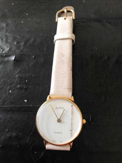 Relógio Alfex