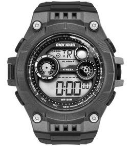 Relógio Mormaii Masculino Digital Wave Mo9000b/8c - C/ Nfe